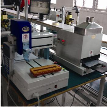 UV Adhesive Injecting Machine & UV Oven