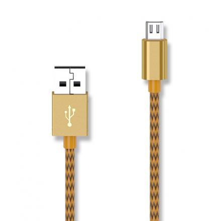 Micro USB Metal Cable