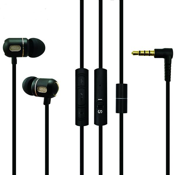 System Transformation Earphone With MIC