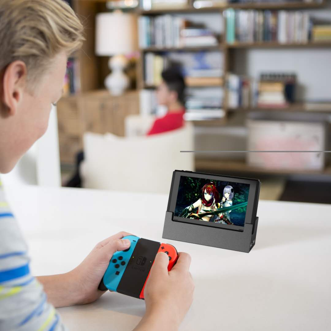 Full function TV Dock for Nintendo Switch